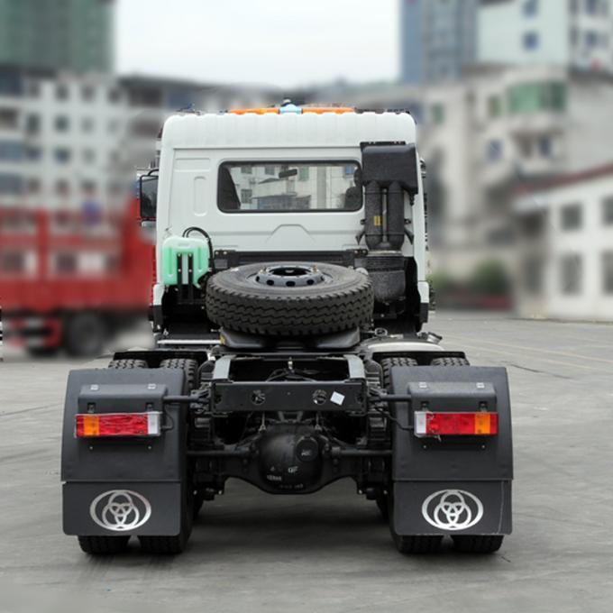 ZZ4257N3241W Sinotruk Howo Tractor Trailer Truck Heavy