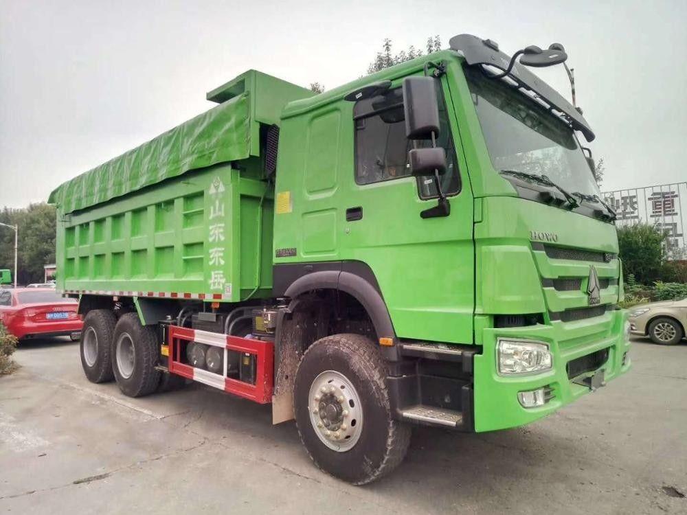China Sinotruck 6*4 HOWO 10 Wheel 20 25 Ton 30t 20m3 Dump