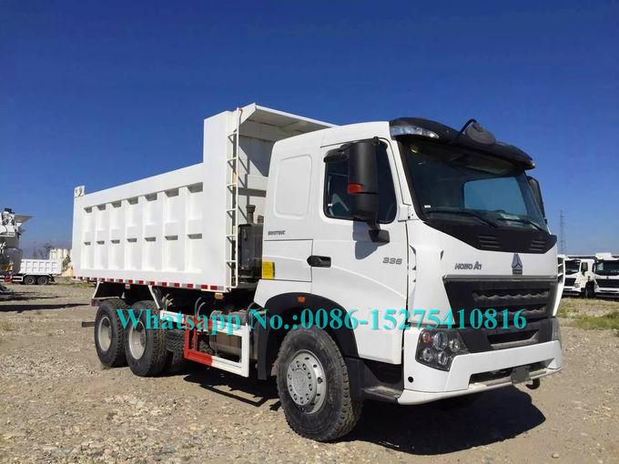 ZZ3317N3067W HOWO 371/420 hp 8x4 12 wheeler Heavy Duty